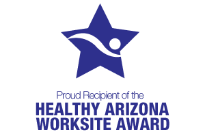 logo of Healthy Arizona Worksite Award