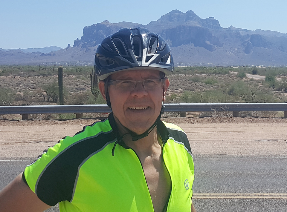 Frank Nightingale training in Arizona