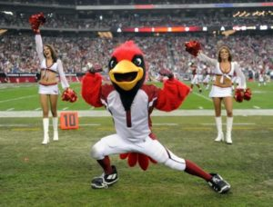Arizona Cardinals mascot, Big Red