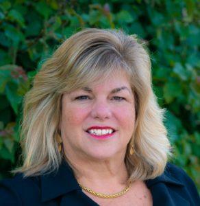 Headshot of CEO Dawn Trapp